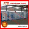 PP Woven BagのためのプラスチックPlat Yarn Extrusion Machine