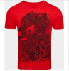 T-shirt impresso de moda para homens (M279)