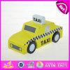 Heet Product voor Auto van het Stuk speelgoed van het Stuk speelgoed van 2015 Jonge geitjes de Houten, de Grappige Auto van het Stuk speelgoed van het Stuk speelgoed van Kinderen Mini, het Beste Verkopende Mini Goedkope Houten Stuk speelgoed W04A087 van de Auto