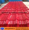 PPGI acanalado para la hoja de acero del material para techos
