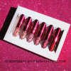 De versie Lipgloss Vastgestelde 6PCS/Set van de Dag van de Nieuwste Valentijnskaart van de Lippenstift Kylie