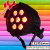 Heißes Selling 7PCS*10W RGBW 4 in 1 Mini LED PAR Light