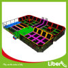 La taille Can soit Customized Large Indoor Trampline pour Commercial Use