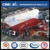 Jilin Air Compressor와 Weichai Engine를 가진 28.5cbm V-Type Cement Tanker