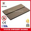 Platelage Composite bois plastique externe WPC laminés avec ignifuge