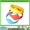 RFID Silicone Bracelets con Various Colors Choosed