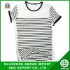 Stripe T-Shirt degli uomini con Simple Design