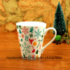 Het de Ceramische Mok van Kerstmis/Porselein Mug/Cup van Christams van de Kop