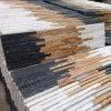 En Ardoise naturelle revêtement de mur de pierres empilées Mixtes (SMC-SCP467)