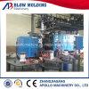 Machines chimiques en plastique de soufflage de corps creux de baril de la qualité 220L