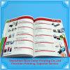 Alta qualità di stampa dell'opuscolo dell'opuscolo dell'opuscolo delle alette di filatoio del catalogo