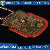 Feito sob encomenda morrer o metal das medalhas de Menmorable da concessão do esporte do hóquei da carcaça