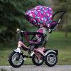 China-scherzt Großhandelsbaby-DreiradSpaziergänger-Roller 4 in 1 Dreirad