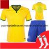 Junior libero 2014 di Shipping Tailandia Brasile Player Version Thai Brasile Green Soccer Football Jersey Futbol Shirt Custom Neymar 10 ed Oscar 11 con Free Shipping