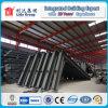 Estructura de acero de la modernización