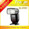 Marca Travor Speedlite de Flash TTL para cámara Canon SL576c