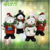 Миниатюрный снеговика Set смолы фигурка (NF14262)