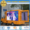 piccolo camion di pubblicità esterna di 3t Foton con lo schermo di HD LED
