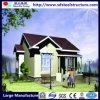 Slaapzaal van de Villa van het Geprefabriceerd huis van Afrika de Populaire Prefab voor Familie