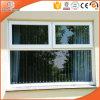 Color blanco Windows de cristal de aluminio para el cliente de Aruba