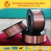 0.8/0.9/1.0/1.2/fio de soldadura do CO2 de 1.6mm Er70s-6 da planta profissional da saída de 200000tons