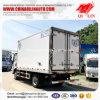 Hoogste Kwaliteit 4X2 5 Ton van de Kleine Gekoelde Vrachtwagen voor Verkoop