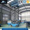 500kg 6m hydraulischer Aufzug-Schlussteil