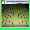 14mm, 15mm, 16mm, 18mm MDF Comités Slatwall van de Groef van de Melamine de Gebruikte Raad