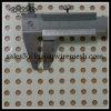 Engranzamento perfurado do metal do furo redondo para a tela protetora