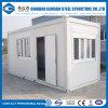 Case prefabbricate del container dei materiali da costruzione