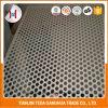 Feuille perforée de plaque de l'acier inoxydable 304