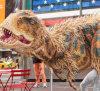Animatronics para o dinossauro da exposição dos dinossauros da venda vivo