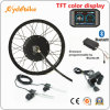 Super bicicleta eléctrica Ebike Power Kit Kit de 5000W con pantalla a color TFT