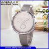 Reloj clásico vendedor caliente del asunto del reloj (Wy-091A)