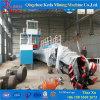 6 Zoll-hydraulischer Scherblock-Absaugung-Sand-pumpender Bagger