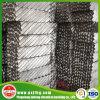 Embalaje acanalado de pila de discos estructurado metal de la placa del acero inoxidable para la absorción