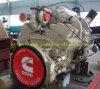 (KTA38-P1300) motor diesel de la construcción de Ccec Cummins de los cilindros de 970kw/1500rpm V-12