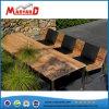 Qualitäts-echtes Leder-materielles Sofa-gesetzte Möbel