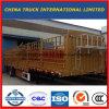 Draagt de Semi Aanhangwagen van de Lading van de omheining voor 40FT de Container van de Container 20FT