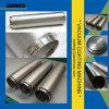 Obiettivo di titanio dello zirconio di elevata purezza per la macchina della metallizzazione sotto vuoto