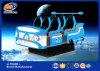 Simulateur de luxe Firberglass 9d Vr de vibration 6 portées de joueurs
