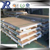 La feuille d'acier inoxydable d'ASTM A240 a laminé à froid (AISI 304/316L/321/310S)