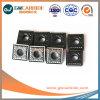 CNCのIndexable炭化タングステンの挿入