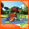 Diapositiva al aire libre del parque de atracciones de la casa del juego de la decoración para los niños