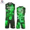 チームのための熱い販売のスポーツ・ウェアのカスタム可逆昇華バスケットボールのユニフォーム