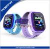 Reloj elegante del podómetro del control SIM del ritmo cardíaco del GPS para el niño