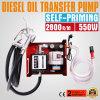 Nuovo auto che innesca la pompa di trasferimento di olio elettrica 60L/Min