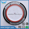 Tankstelle/Lager/Sport-Bereich IP65 helles 200W LED UFO Hanglamp mit rotem Ring