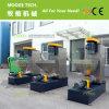 Reciclaje wshing línea de plástico vertical deshidratación / secado de la máquina