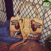 Custom Sacos bordados Bolsas Senhora Venda quente Saco de ombro à mão feito à mão Sy8088